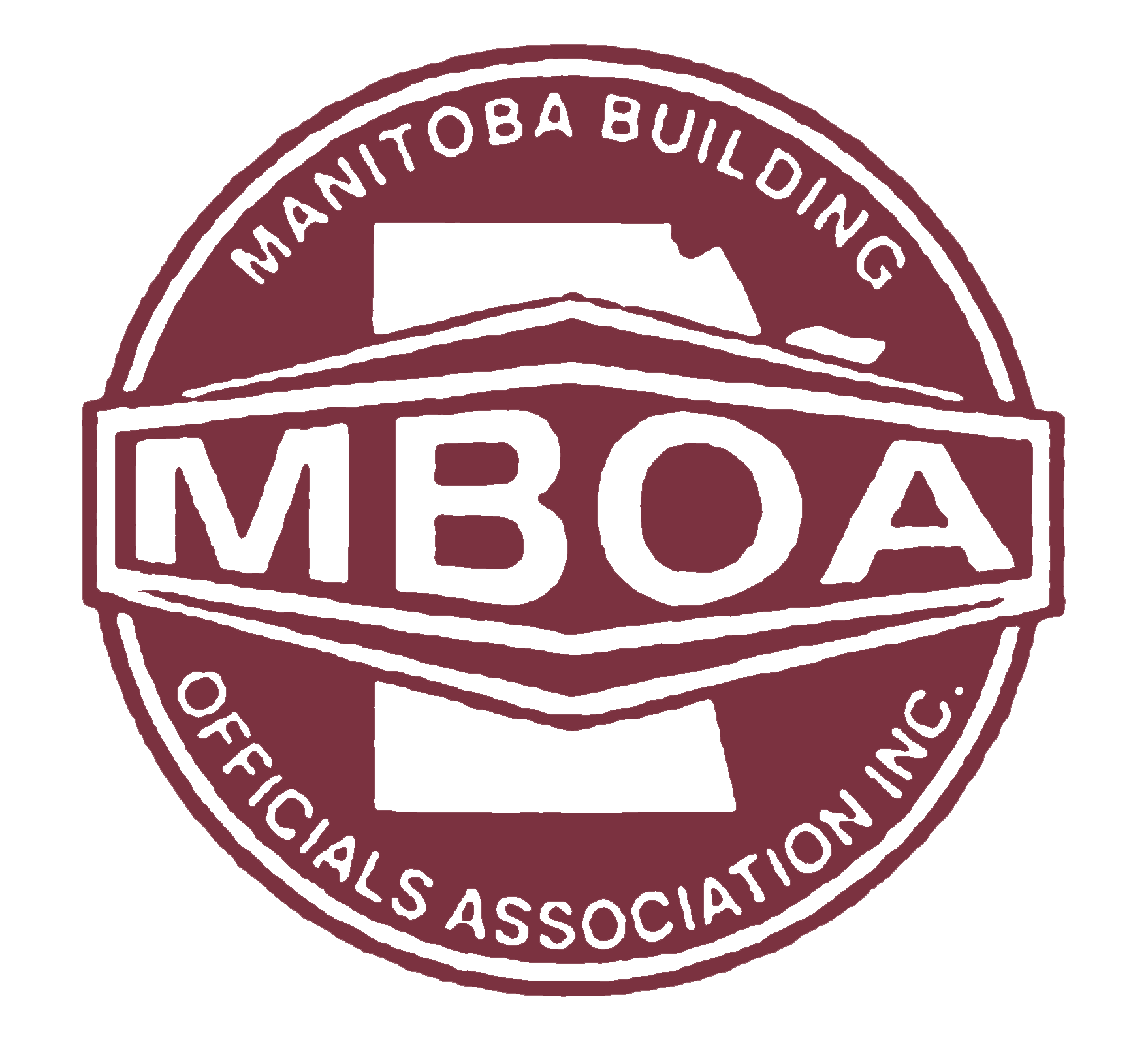 MBOA - Manitoba Building Officials Association Logo